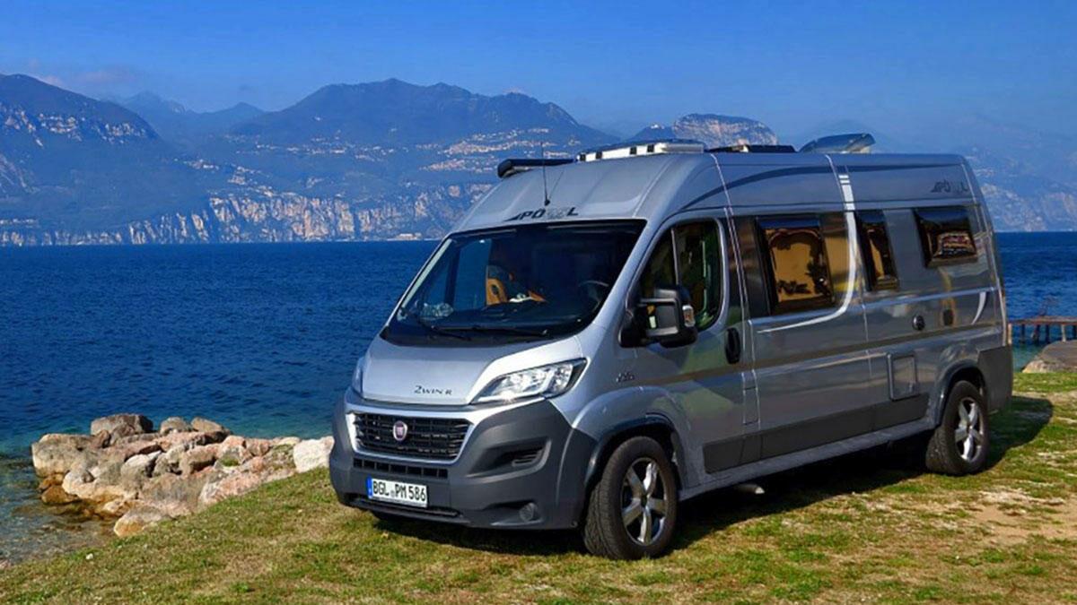 El coche y la autocaravana: los vehículos protagonistas de las vacaciones 2021