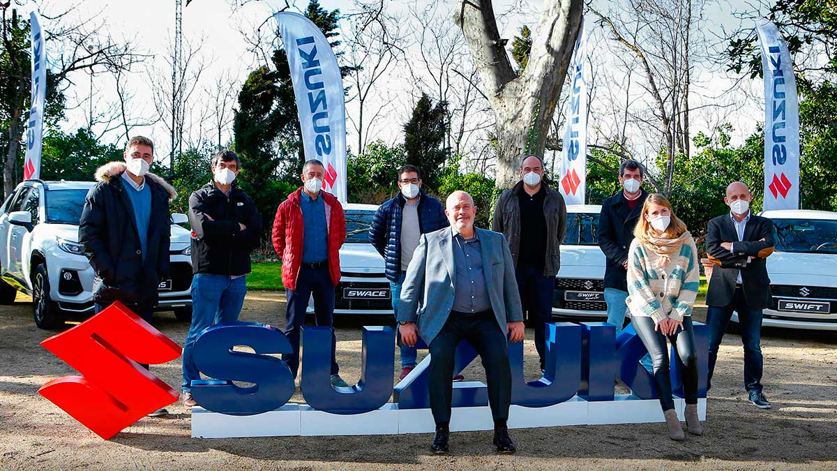 Litros X Kilos 2020: Suzuki recauda más de 3.000 kg en alimentos