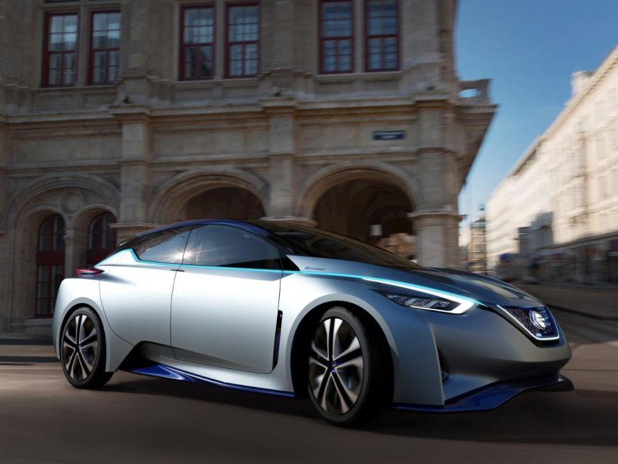 Nissan presenta el eléctrico del futuro: IDS Concept