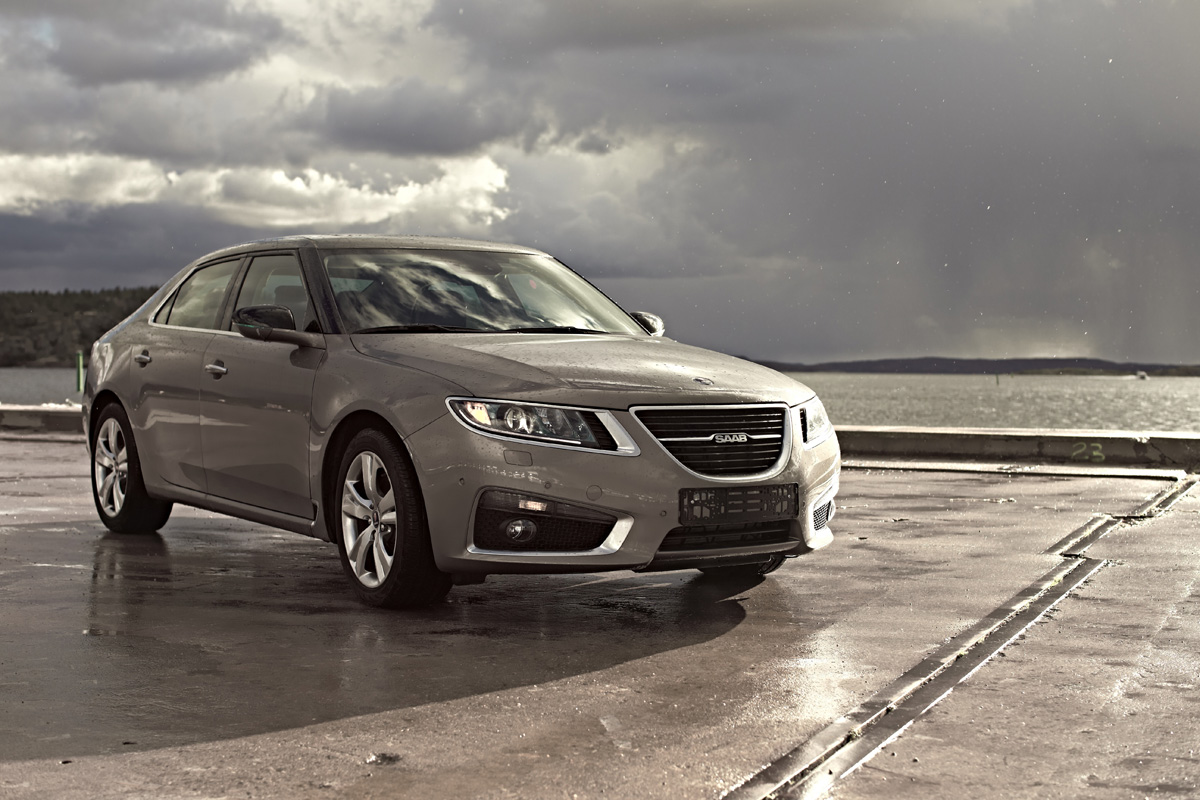 Los últimos Saab fabricados se subastan en Suecia