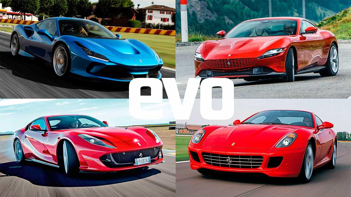 Los 10 mejores Ferrari de las dos últimas décadas