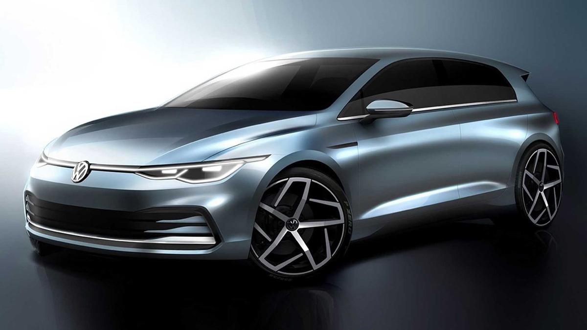Volkswagen Golf 8: sigue la presentación en directo en Autofácil