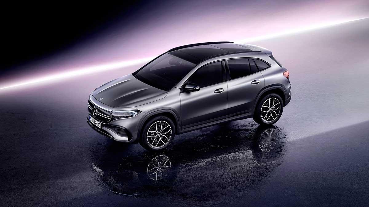 Mercedes EQA: la gama del SUV eléctrico se amplía con dos nuevas versiones