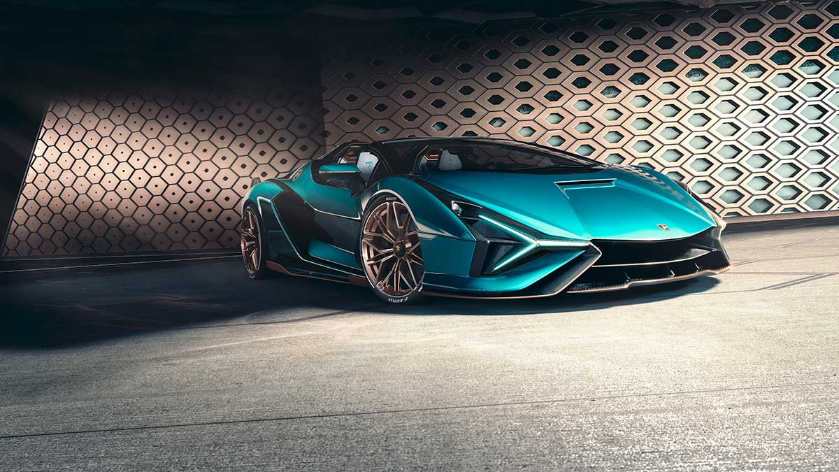 Lamborghini presentará su primer modelo híbrido en serie para 2023