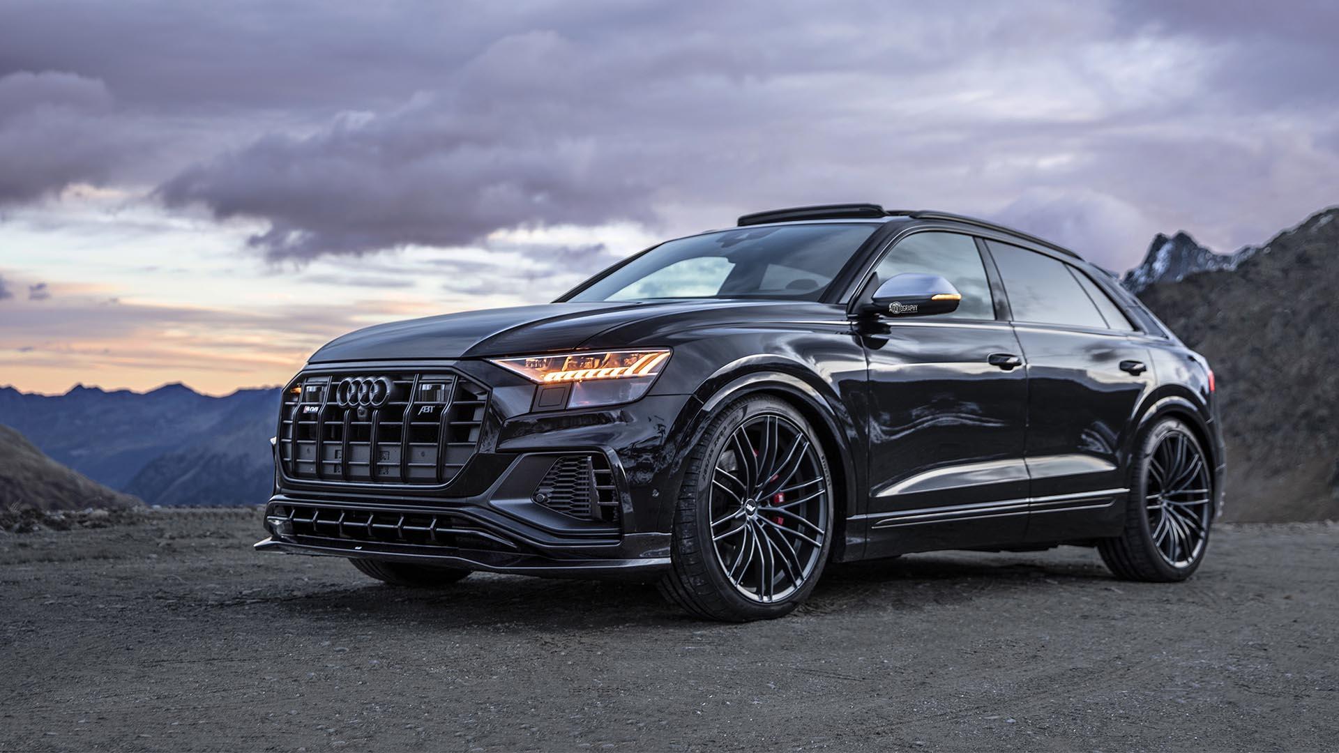 El Audi SQ8 de ABT supera al RSQ8 de Audi