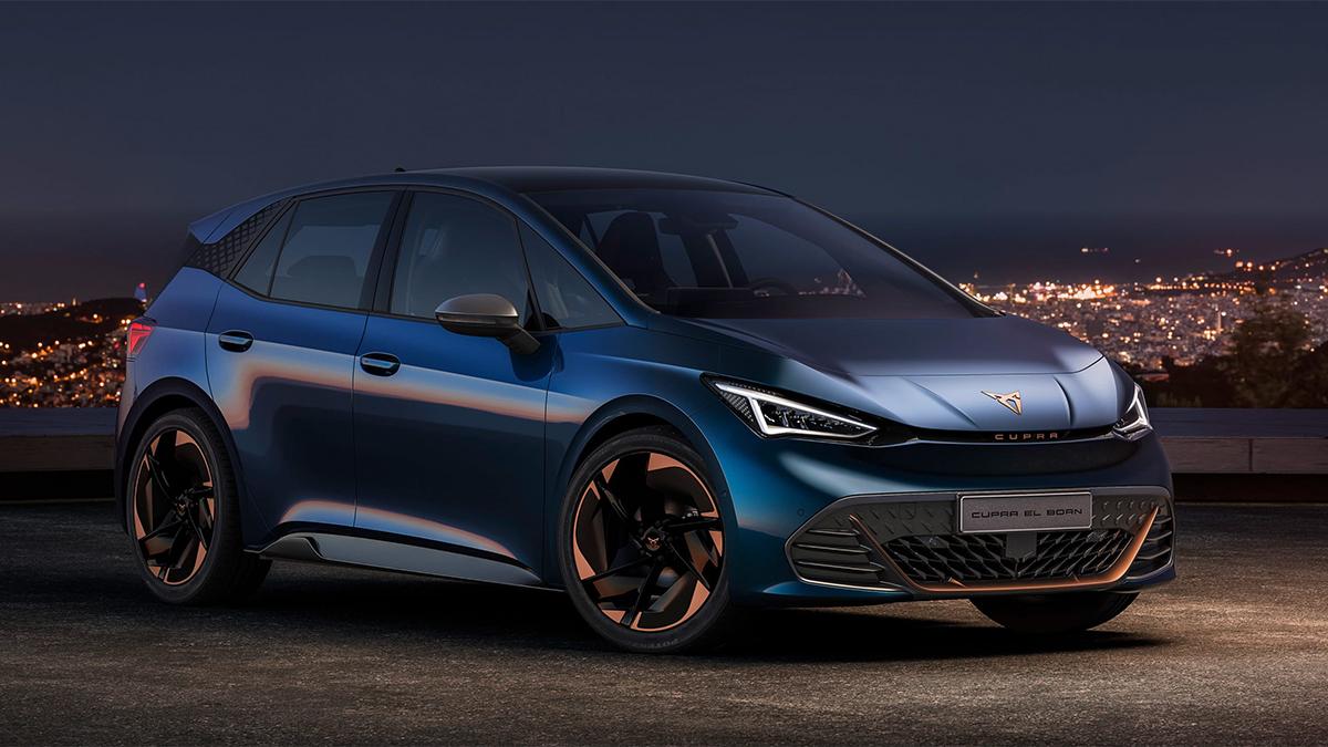 Nuevo Cupra Born eléctrico 2021: primeras imágenes y datos técnicos