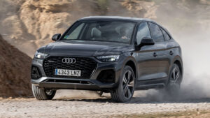 Fotos: Prueba nuevo Audi Q5 Sportback