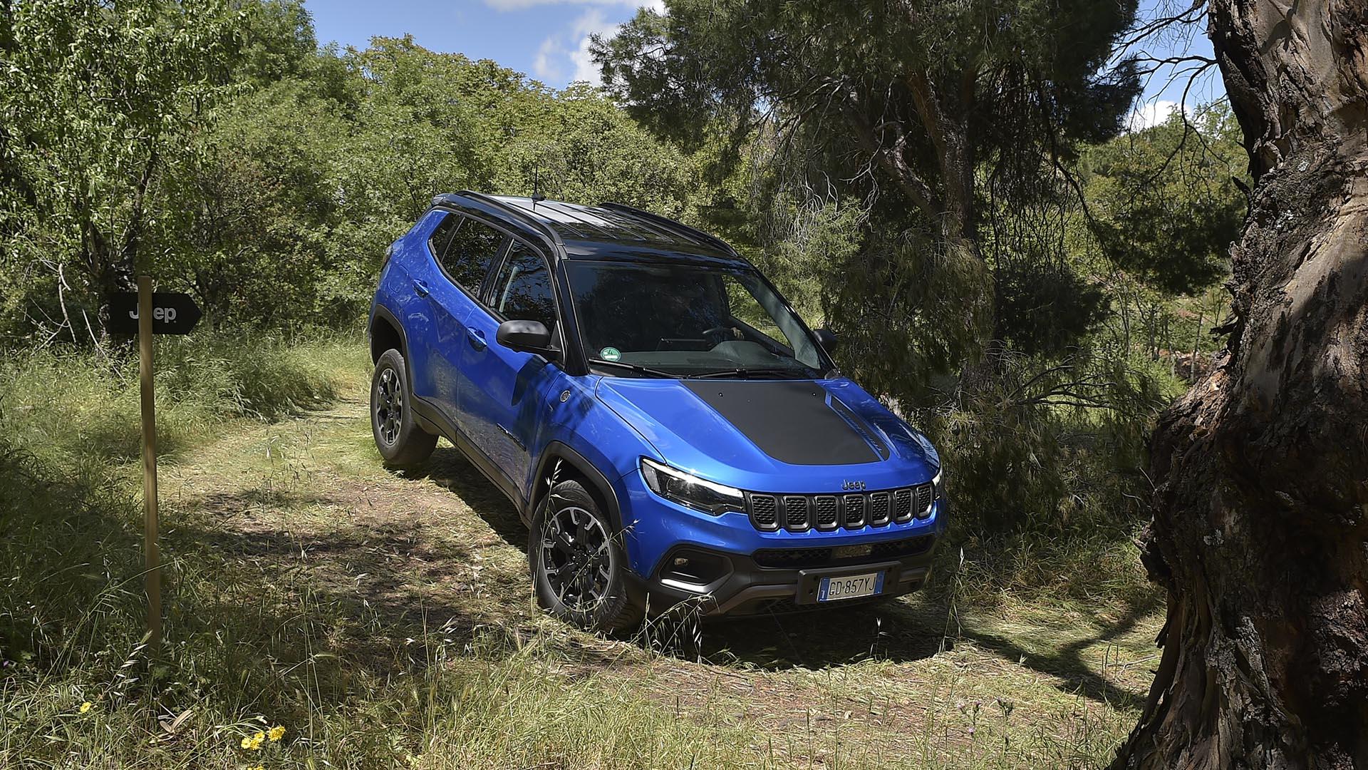 Jeep Compass 2021: Primera prueba