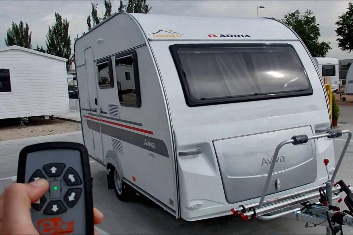 Movedor Caravanas
