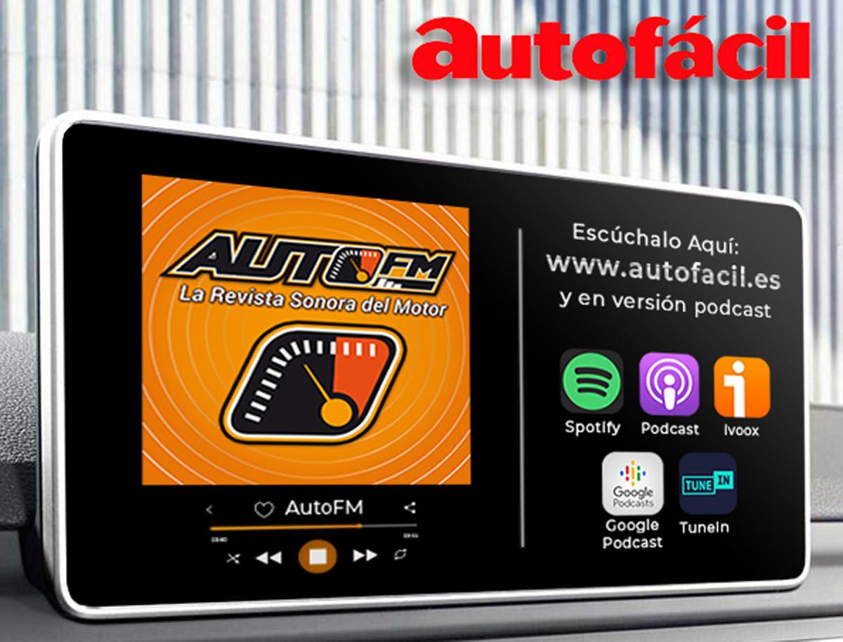 En Autofácil y EVO analizamos con AutoFM la actualidad del mundo del motor