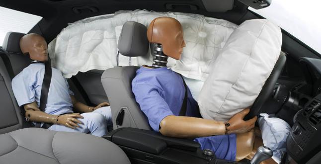 airbag toyota nissan