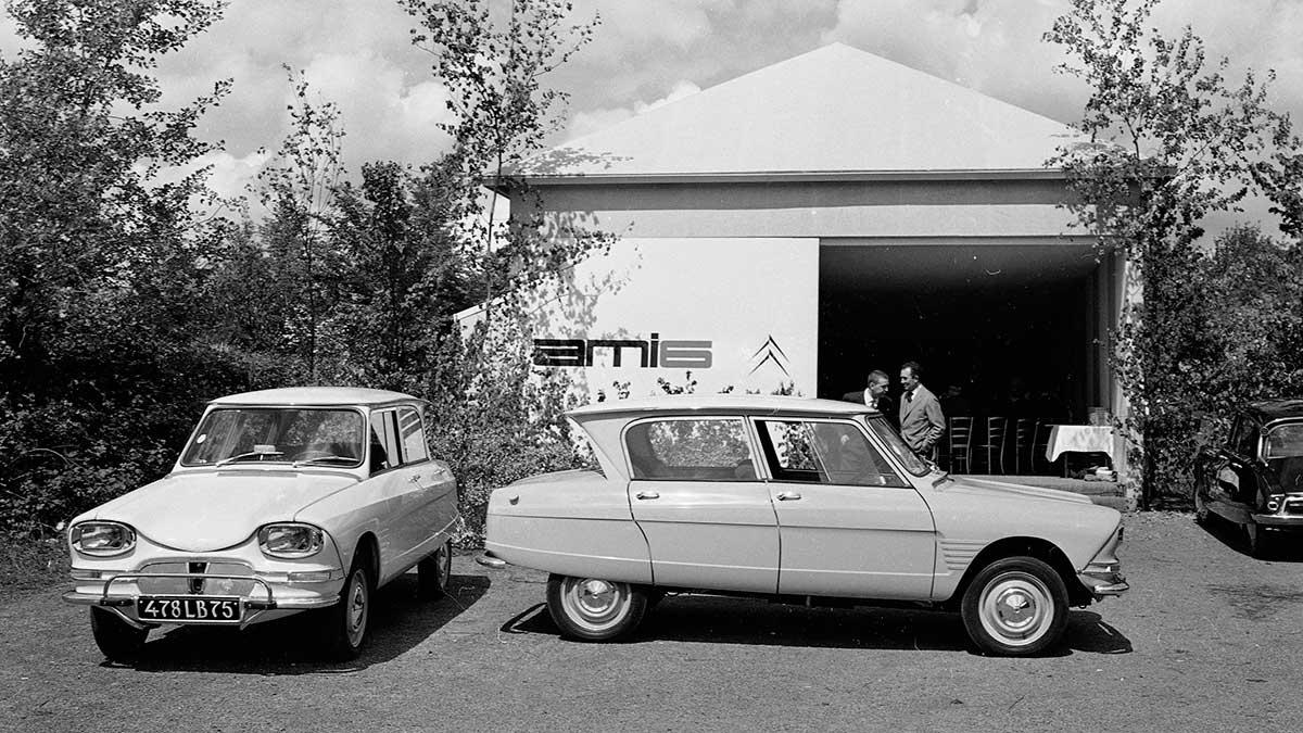 Citroën Ami 6: la obra cumbre de Bertone cumple 60 años