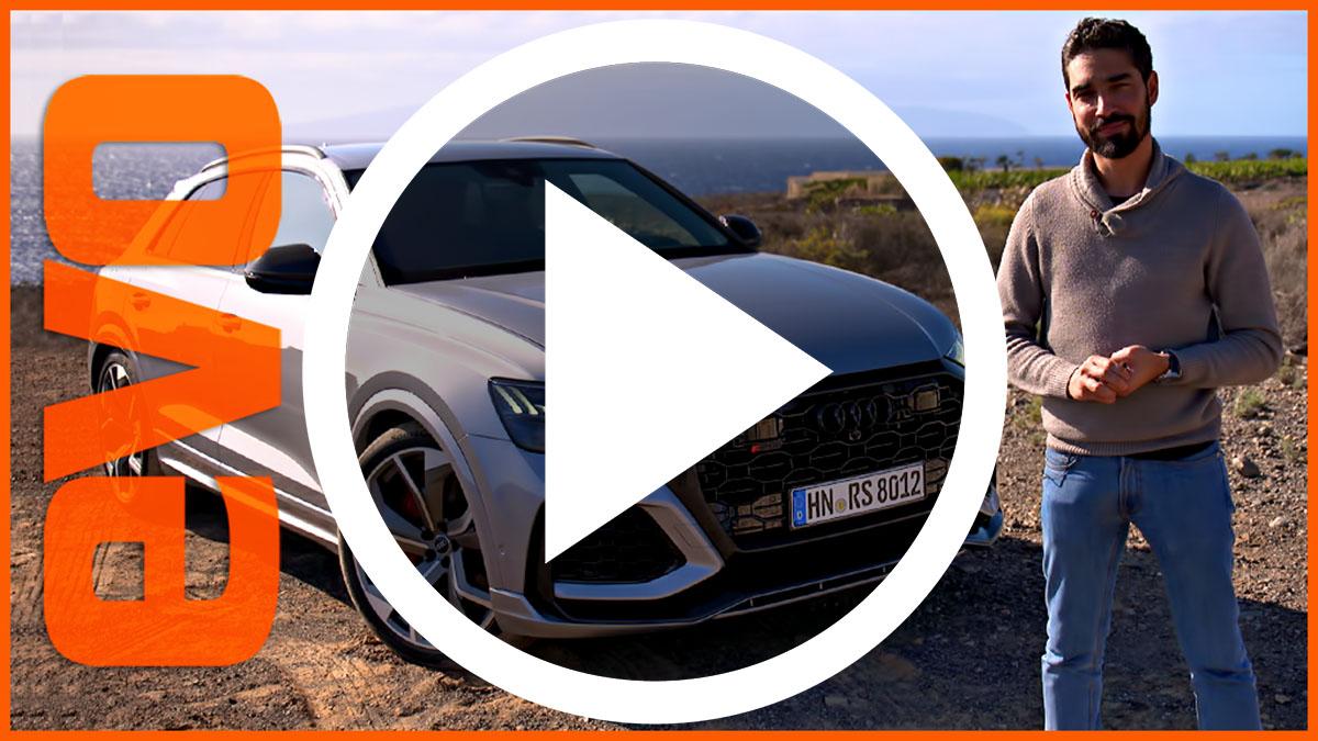 Vídeo: primera prueba del Audi RS Q8