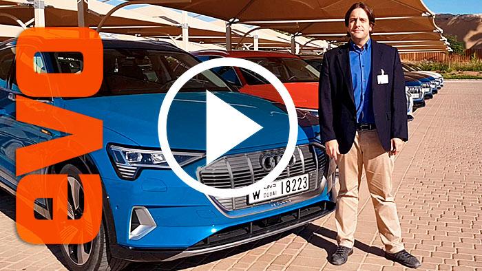 Vídeo: Así funciona el Audi e-tron, el eléctrico de Audi