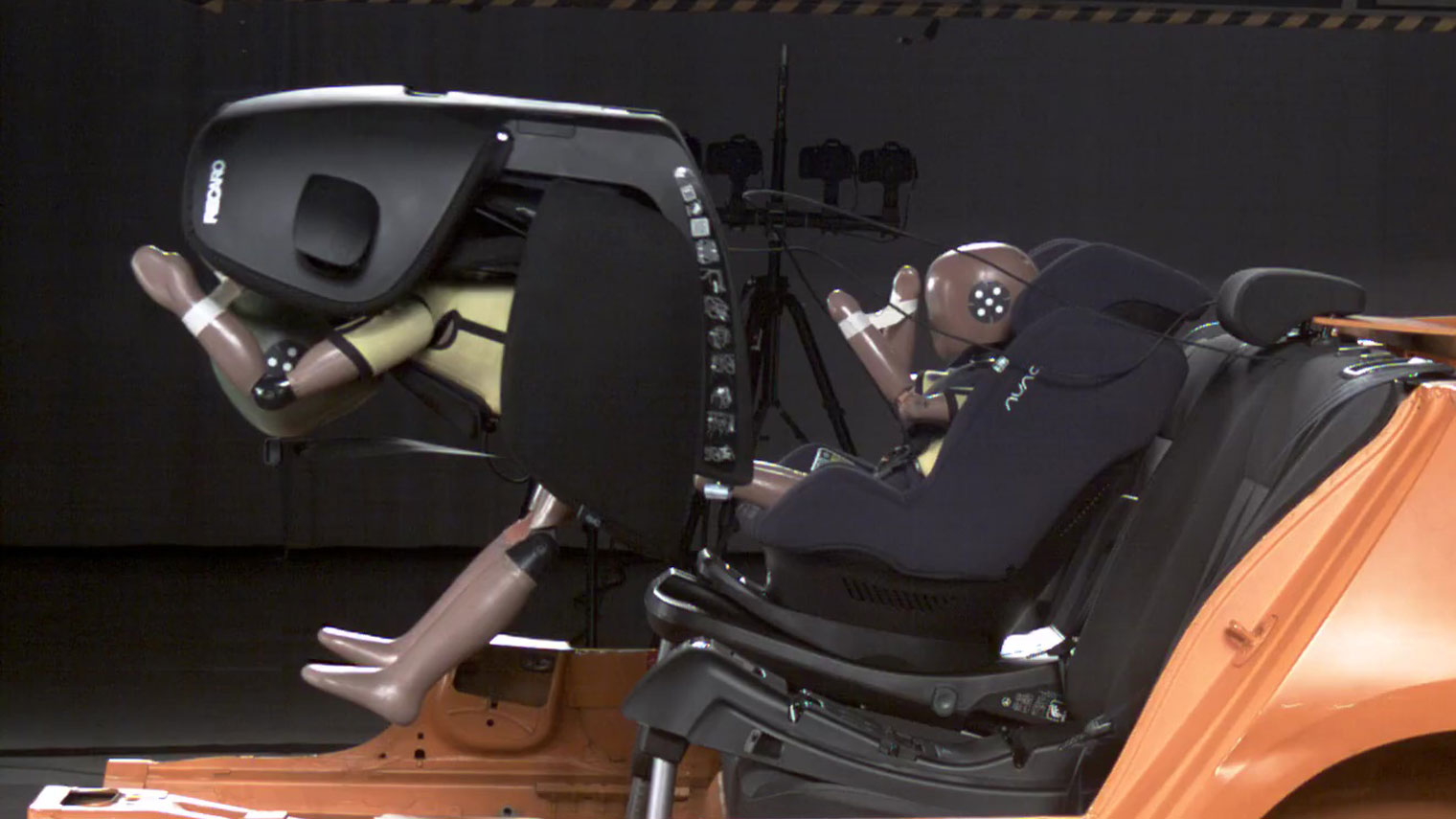 autostoeltje recaro