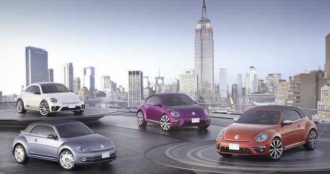 beetle concept cars en el salon de nueva york