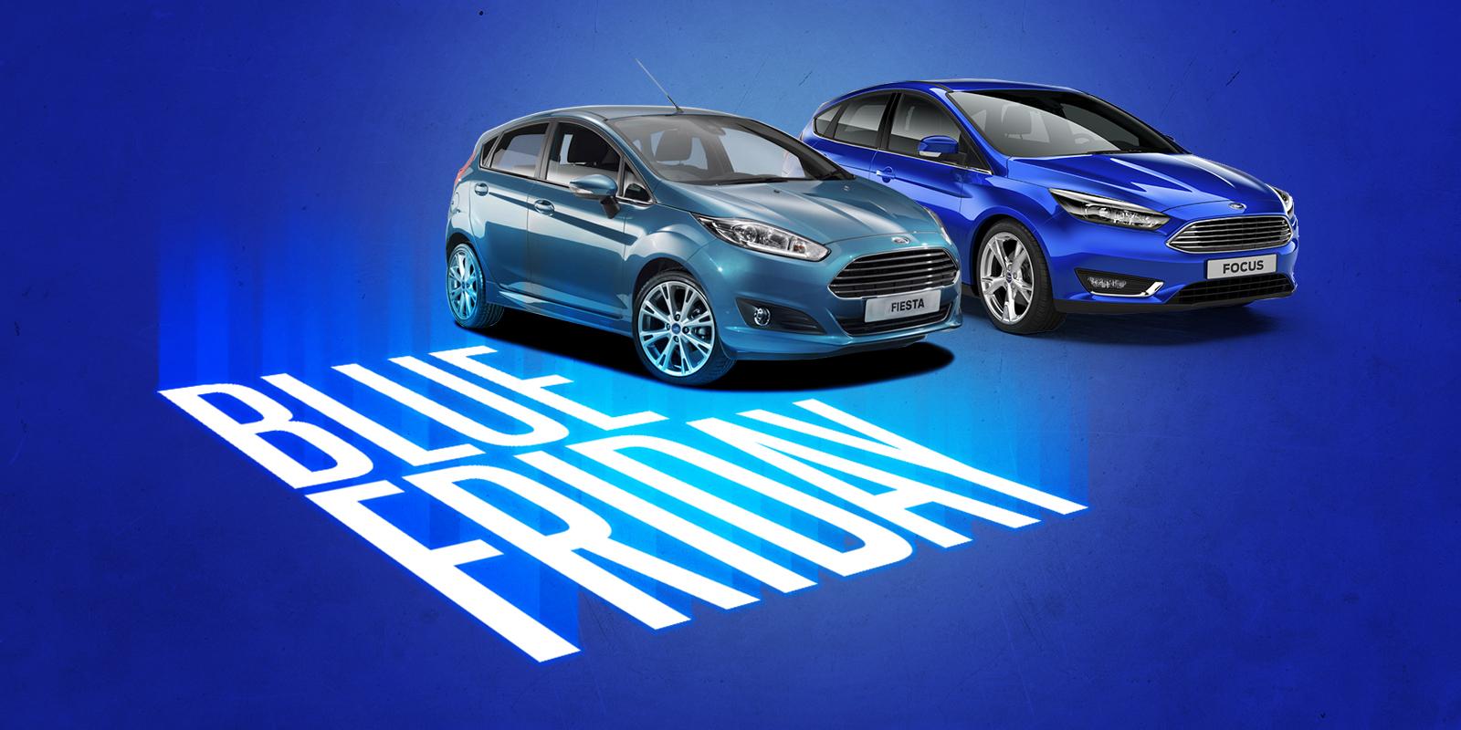 Date prisa y compra un Ford sin IVA