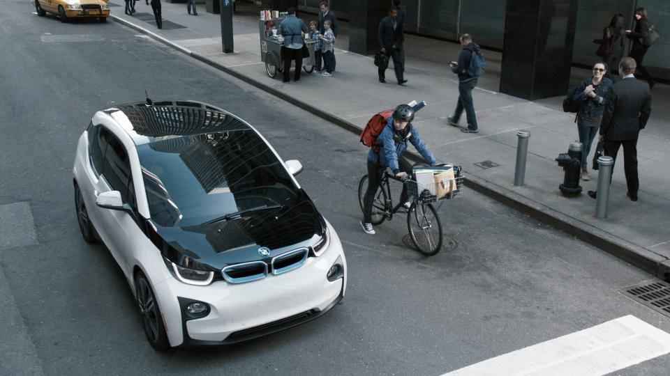 El BMW i3 será uno de los protagonistas de la Superbowl