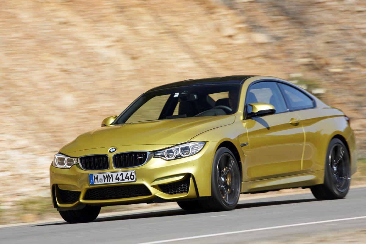 BMW M4: los seis cilindros regresan…con dos turbos