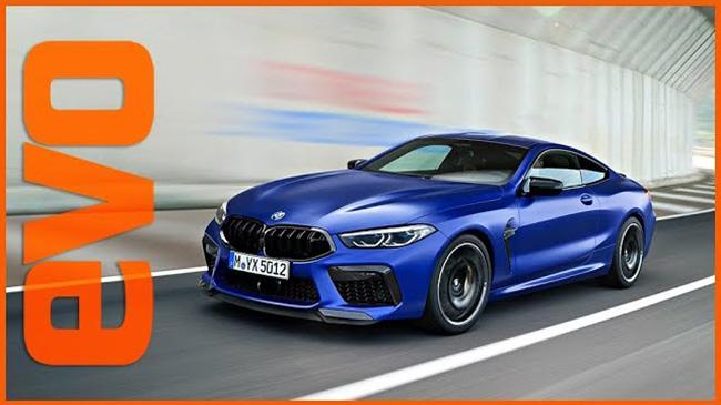 Vídeo: así es el BMW M8 Competition Coupé