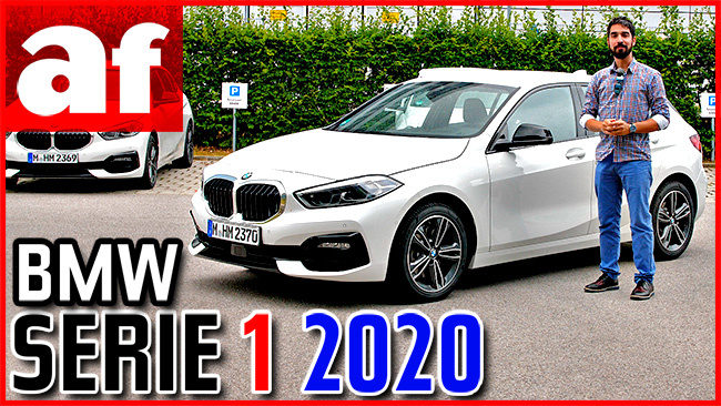 BMW Serie 1 2020: review y primeras impresiones