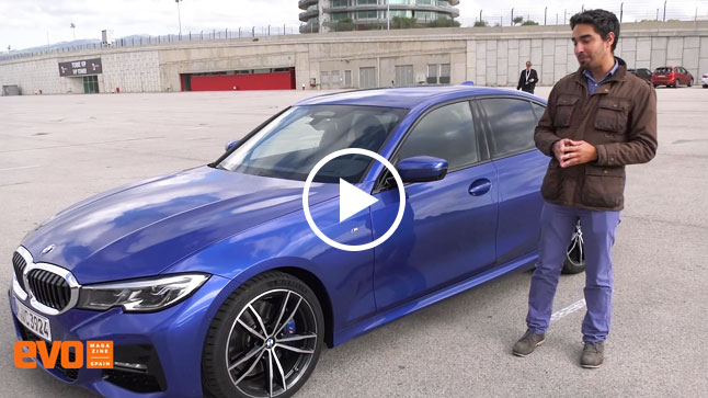 Vídeo: así es el BMW Serie 3 2019