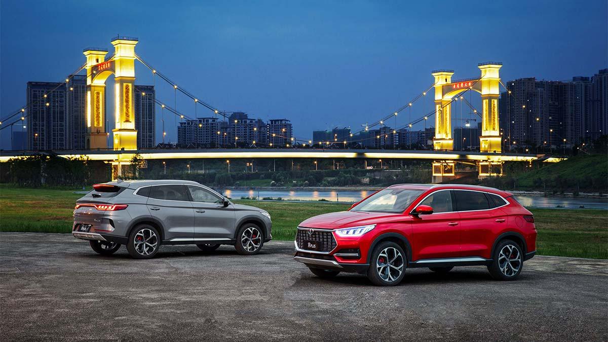BYD Song PLUS 2020: un nuevo SUV premium exclusivo para el mercado chino
