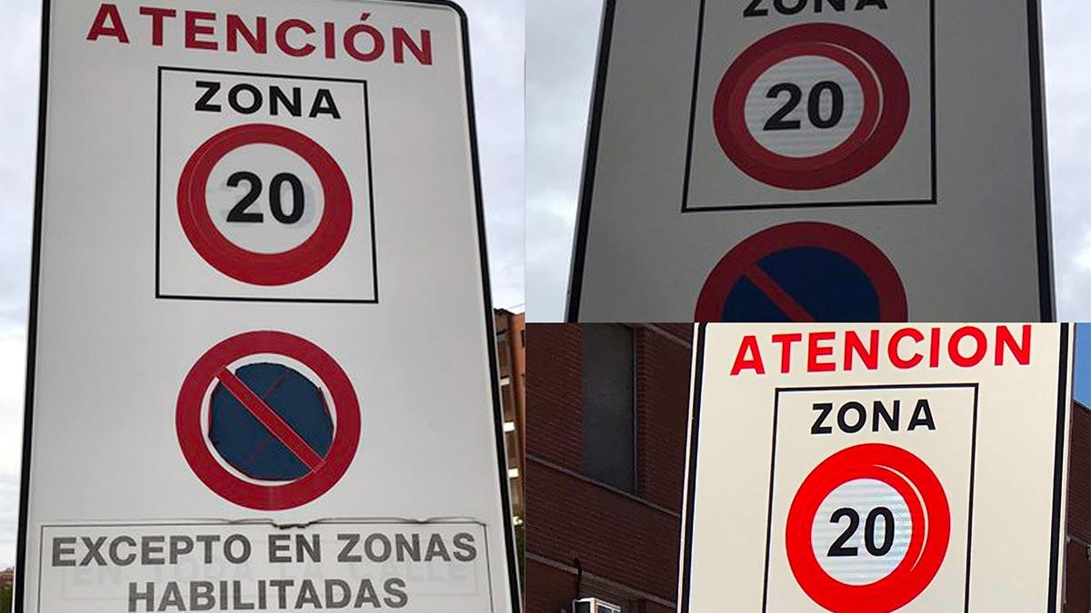 AFASEMETRA denuncia una adaptación inadecuada de las señales de tráfico al nuevo reglamento de circulación