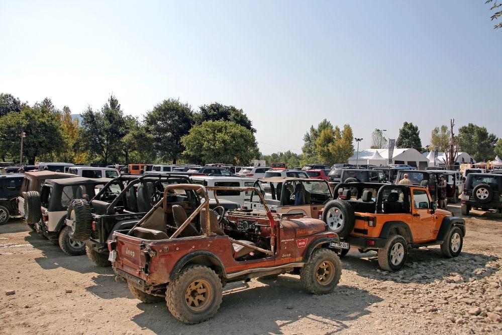 Camp Jeep 2015: el escaparate europeo de Mopar y del Jeep Owners Group