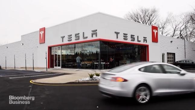 La historia de Tesla, en dos minutos