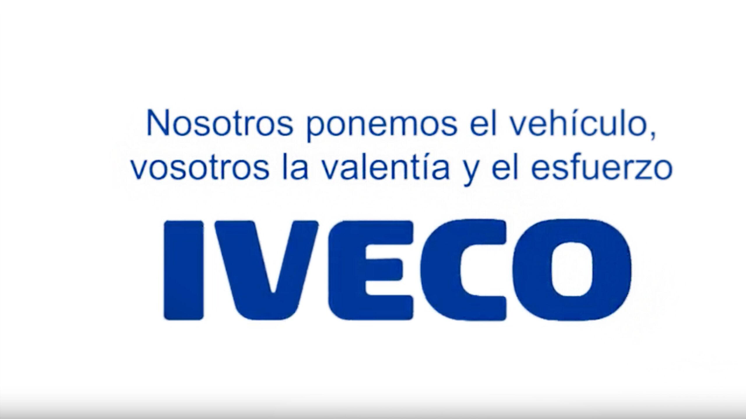 Coronavirus: IVECO lanza un mensaje de apoyo al sector del transporte