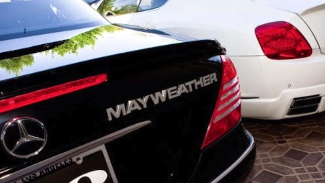 captura mayweather