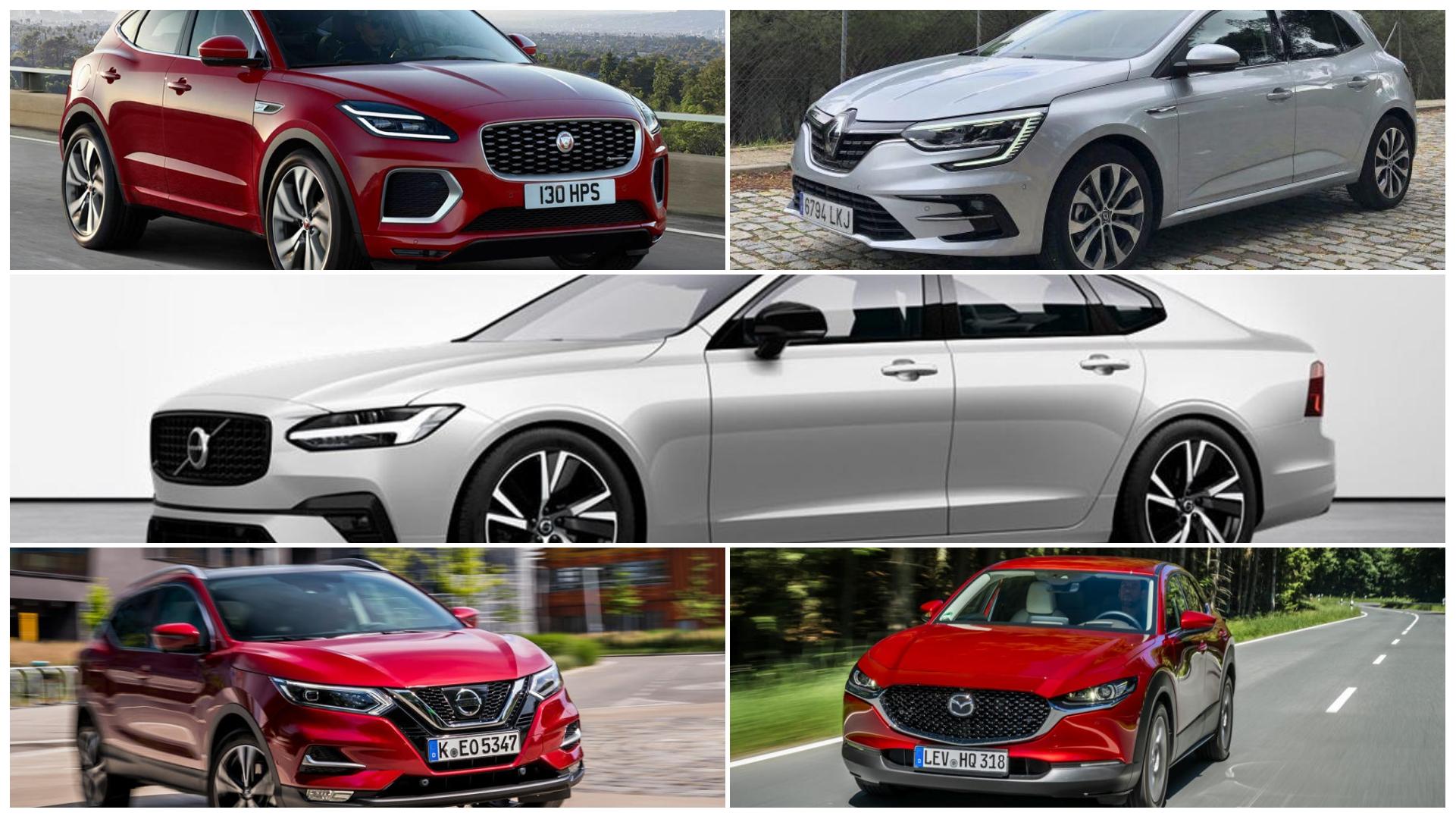 Los coches con mejores ofertas de febrero de 2021