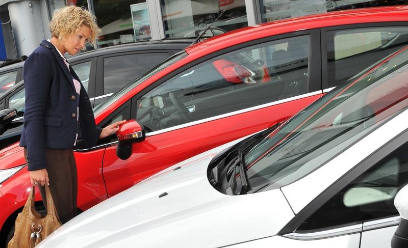 El Plan PIVE, cada vez menos importante en la venta de coches