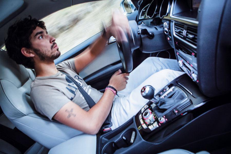 conduccion