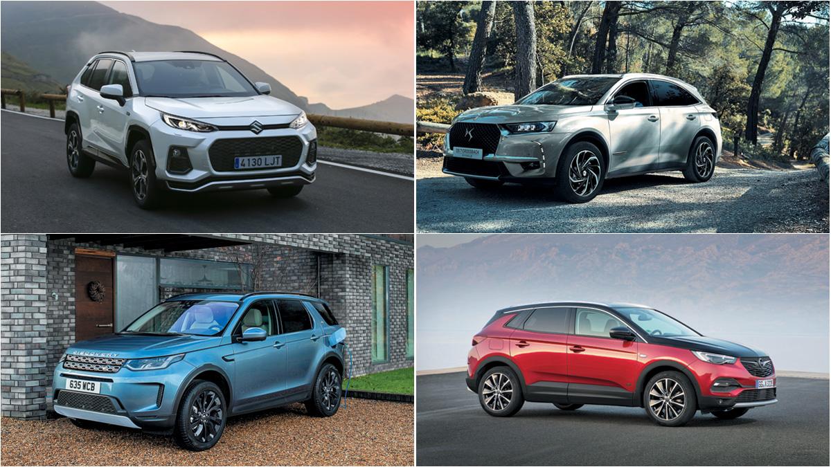 Suzuki Across 2021: estos son sus rivales