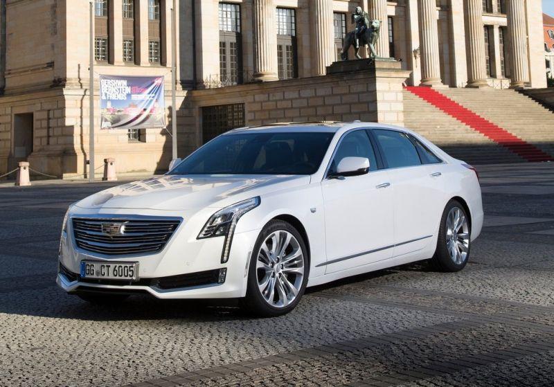 El nuevo Cadillac CT6, dispuesto a luchar contra los mejores