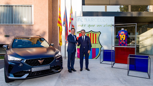 cupra and fc barcelona join forces in a global alliance01hq