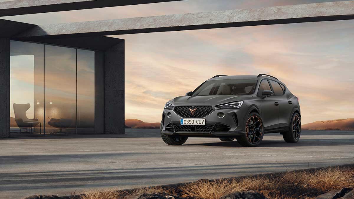 Cupra Formentor: 'Mejor SUV compacto' en los premios Best Cars 2021