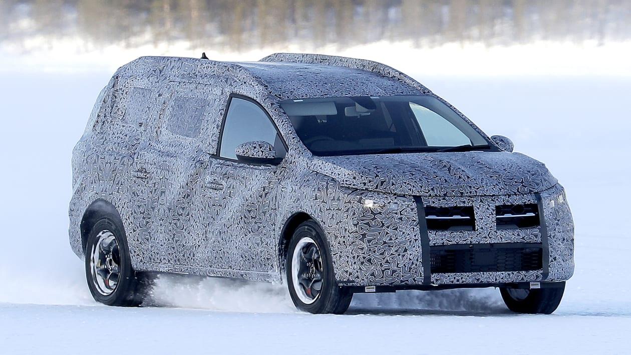 'Cazado' un nuevo Dacia SUV de siete plazas que llegaría en 2023