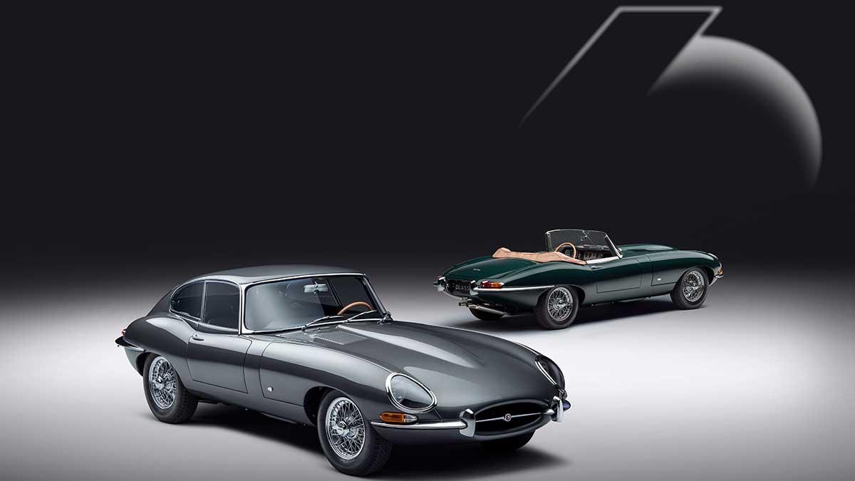 Nuevo Jaguar E-Type 60: el renacer de un mito, seis décadas después