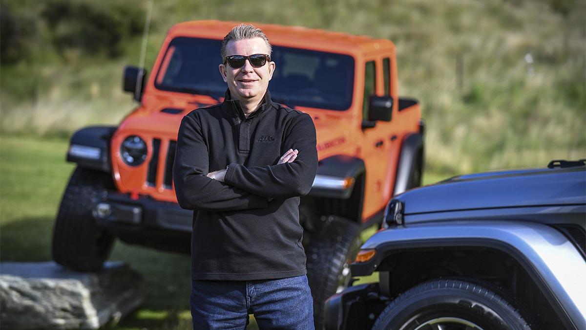 «El Jeep Wrangler será aún mejor en el futuro»