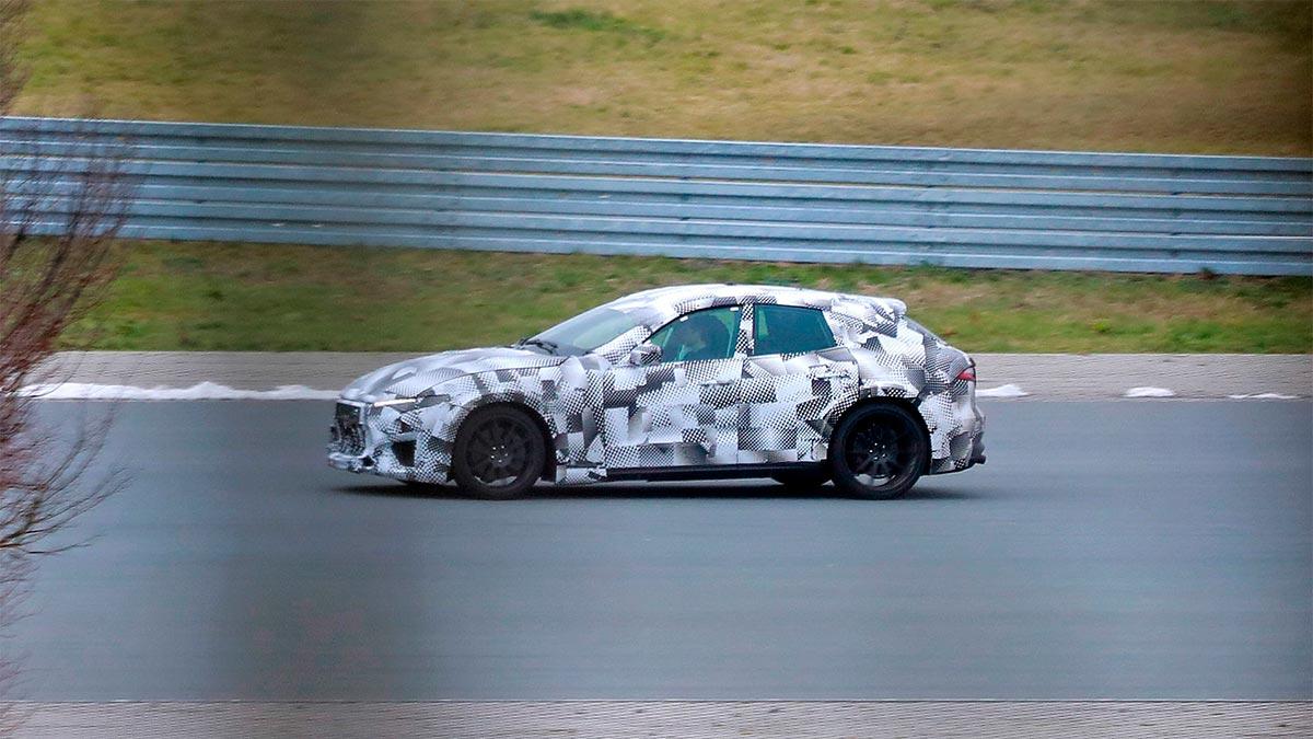 Nuevo Ferrari Purosangue 2022: el primer SUV de Maranello en fotos espía
