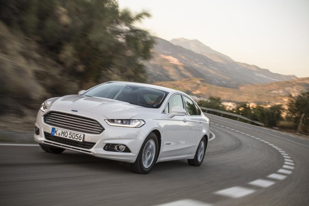 Prueba: Nuevo Ford Mondeo 2015