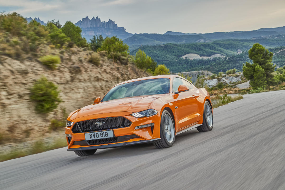 ford mustang 2018 27g