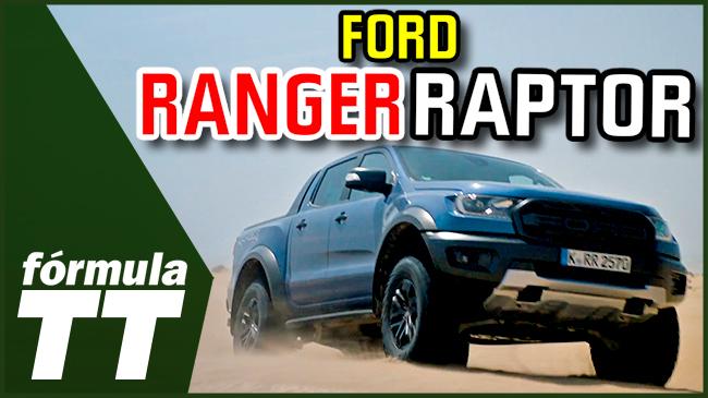 Vídeo: review y prueba todoterreno del Ford Ranger Raptor