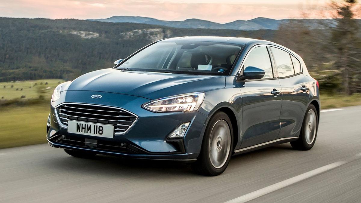 Ford Focus 2021 de renting: en oferta por sólo 11 euros al día
