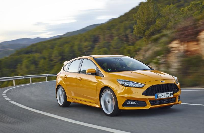 Primera prueba: nuevo Ford Focus ST