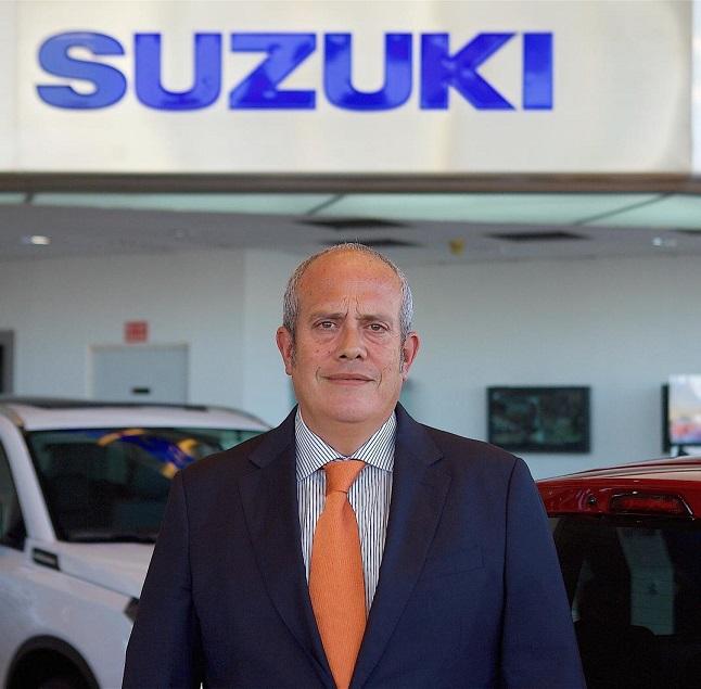 Juan López Frade, nuevo presidente de Suzuki Iberia