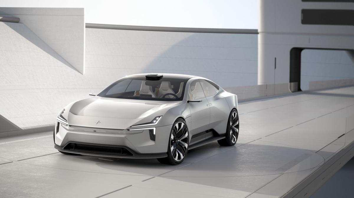 Citroën demanda a Polestar por su logotipo